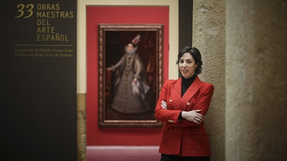 amigos-museo-bellas-artes-asturias-sofia-regluero-foto-la-nueva-españa