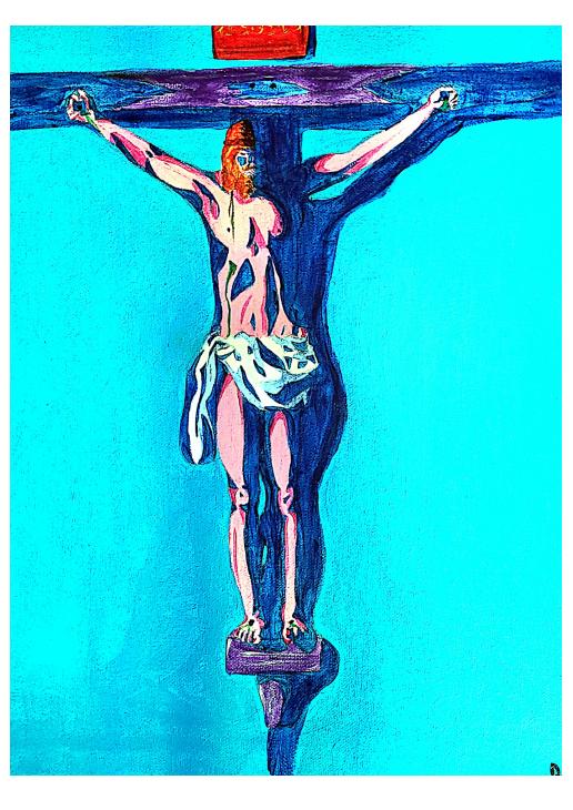 amigos-museo-bellas-artes-asturias-concurso-jovenes-daniela-del-bosque-cristo-crucificado